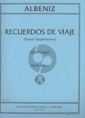Recuerdos de Viaje Op.71