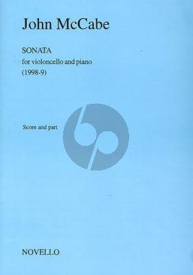 McCabe Sonata (1998/9) Violoncello-Piano