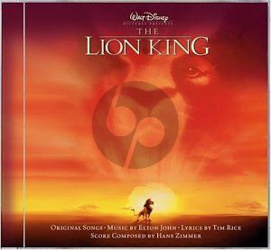 Circle Of Life [Classical version] (arr. Phillip Keveren)