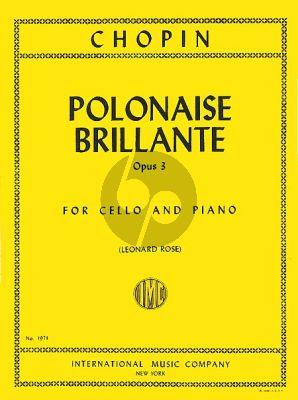 Polonaise Brillante Op.3