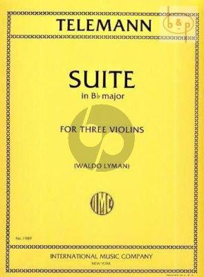 Suite B-flat major