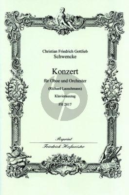 Schwenke Konzert Oboe-Orchester (KA) (Richard Lauschmann)