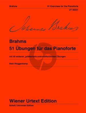 Brahms 51 Ubungen