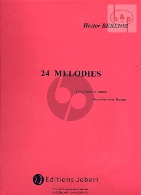 24 Melodies