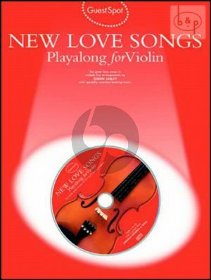 Guest Spot New Love Songs Playalong (Violin)