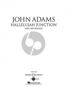 Adams Hallelujah Junction for 2 Piano's