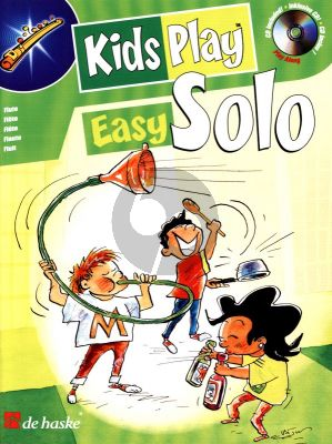 Gorp Kids Play Easy Solo for Flute (Bk-Cd) (very easy to easy)