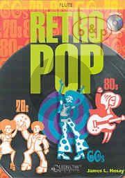 Retro Pop (Disco-Techno-Funk-Jazz-Rock- Rockballads) (Flute)