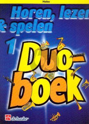 Horen, Lezen & Spelen Vol.1 Duoboek Hobo