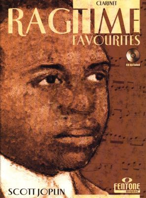Joplin Ragtime Favourites for Clarinet (Bk-Cd) (Colin Cowles)