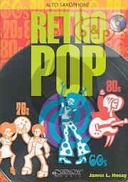 Retro Pop (Disco-Techno-Funk-Jazz-Rock- Rockballads) (Alto Sax.)
