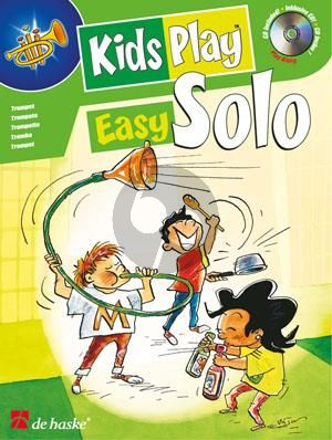 Gorp Kids Play Easy Solo for Horn [F/Eb] (Bk-Cd) (very easy to easy)