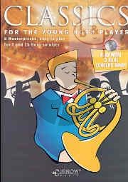 Classics for the Young Horn Player (Bk-Cd)