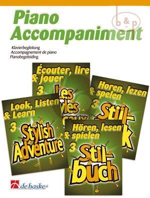 Horen, Lezen & Spelen Vol.3 Stijlboek