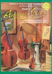 Artistry in Strings Vol.1