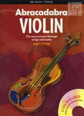 Abracadabra for Violin Vol.1 The Way to Learn through Songs and Tunes)