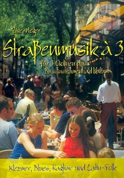Strassenmusik a 3 (Klezmer-Blues-Ragtime & Latin-Folk)