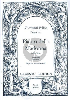 Pianto della madonna (Stabat Mater) (1638) (Motett)
