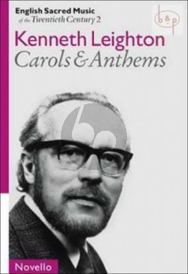 Carols & Anthems SATB and Organ