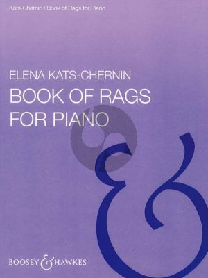 Book of Rags for Piano