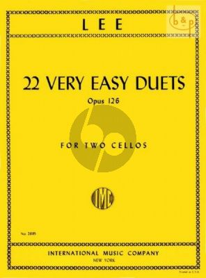 22 Very Easy Duets Op.126