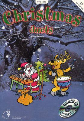 Christmas Duets Es instr. BK-CD (arr. Axel Norman)