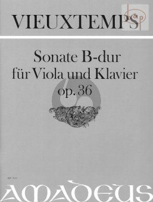 Sonate B-dur Op.36