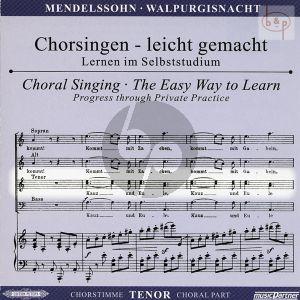 Die Erste Walpurgisnacht (Ballade) Op.60 (Tenor Chorstimme)