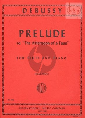 """Prelude to the """"Afternoon of a Faun"""""""