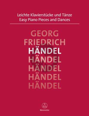 Handel Leichte Klavierstucke und Tanze (Michael Topel)