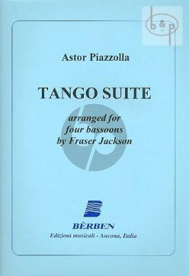 Tango Suite (4 Bassoons)