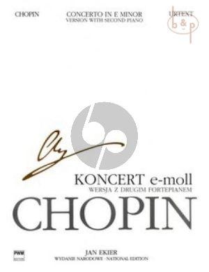 Concerto No. 1 e-minor Op. 11 Piano and Orchestra
