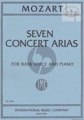 7 Concert Arias