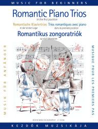 Romantic Piano Trios for Beginners (First Position)