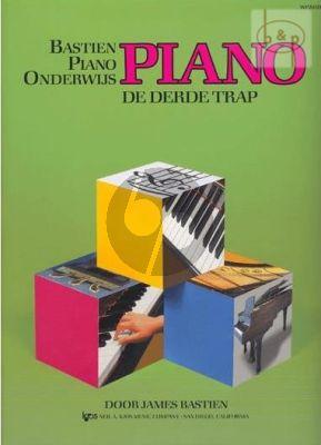 Piano Onderwijs Derde Trap Bastien Basics