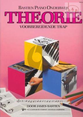 Piano Onderwijs Theorie Voorbereidende Trap