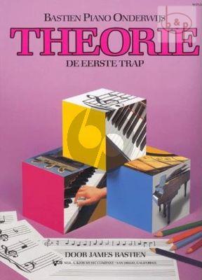 Piano Onderwijs Theorie Eerste Trap