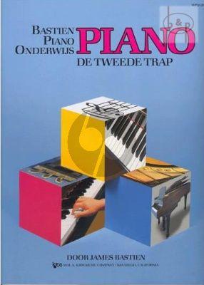 Piano Onderwijs Tweede Trap Bastien Basics