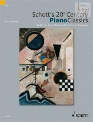Schott 20th.Century Classics