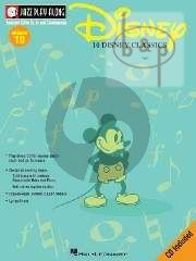 Disney Classics (Jazz Play-Along Series Vol.10)