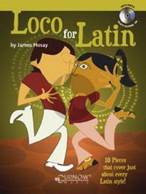 Hosay Loco for Latin for Trombone (Bk-Cd) (interm.-adv.)