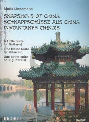 Linnemann Snapshots of China Gitarre