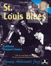 Jazz Improvisation Vol.100 St. Louis Blues - Dixieland Classics