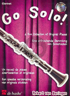 Go Solo! for Clarinet