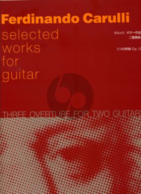 Carulli Selected Works Vol.5 2 Guitars (Monteiro)