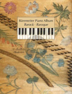 Barenreiter Piano Album - Barock/Baroque