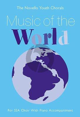 Music of the World SSA-piano