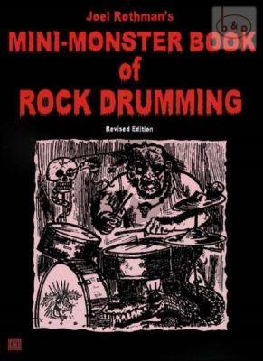 Mini Monster Book of Rock Drumming