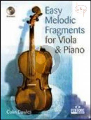 Easy Melodic Fragments (Viola)
