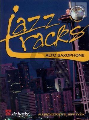 Jazz Tracks for Alto Sax.